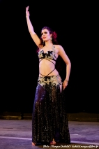 Rachael's bellydance performance at the Hathor award competition - London, December 2014